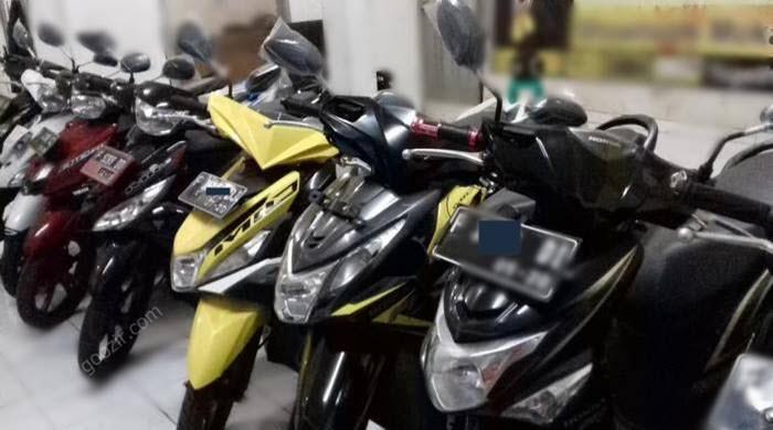Beli Sepeda Motor Bekas
