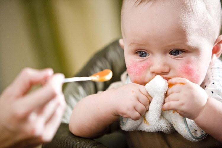 Solusi Cegah Alergi Pada Bayi