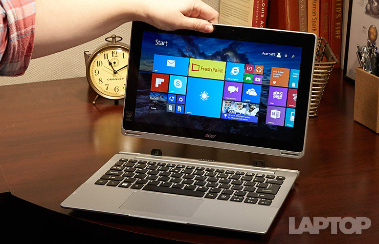 Acer One 10, Notebook dengan 4 Pilihan Mode