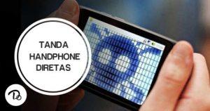 Tanda Handphone Diretas