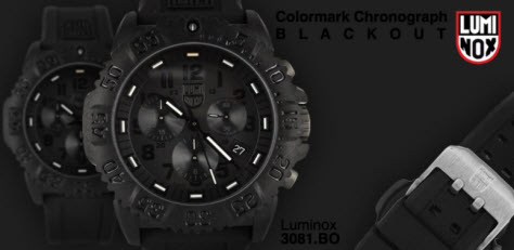 Luminox 7051.BO Colourmark