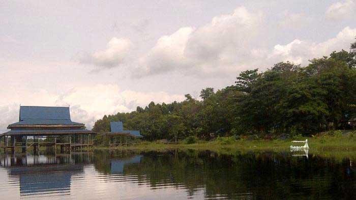 Danau Bunga Tujuh, Riau