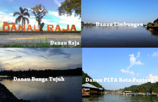 Danau Super Indah di Kepulauan Riau