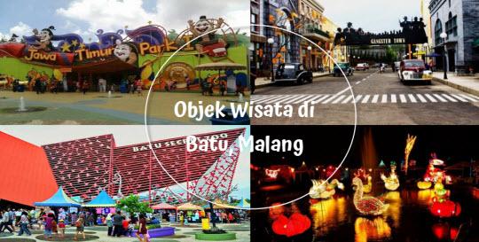 Objek Wisata di Batu, Malang