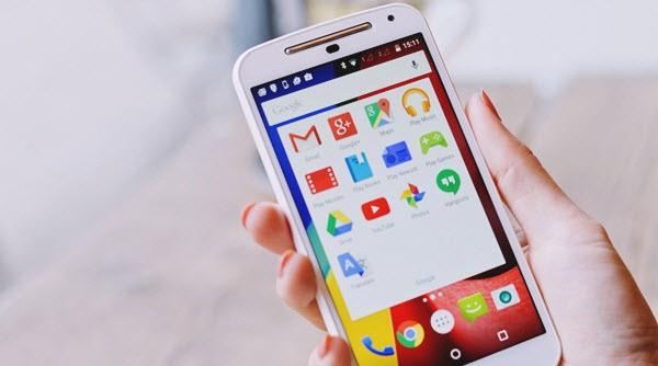 Internet di Smartphone