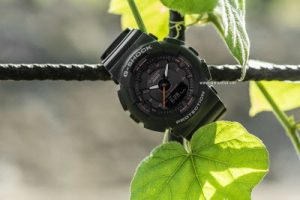 Casio G Shock S Series Tracker