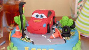 Cake 3D Ulang Tahun