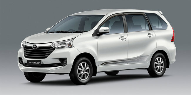 Mobil Toyota Avanza