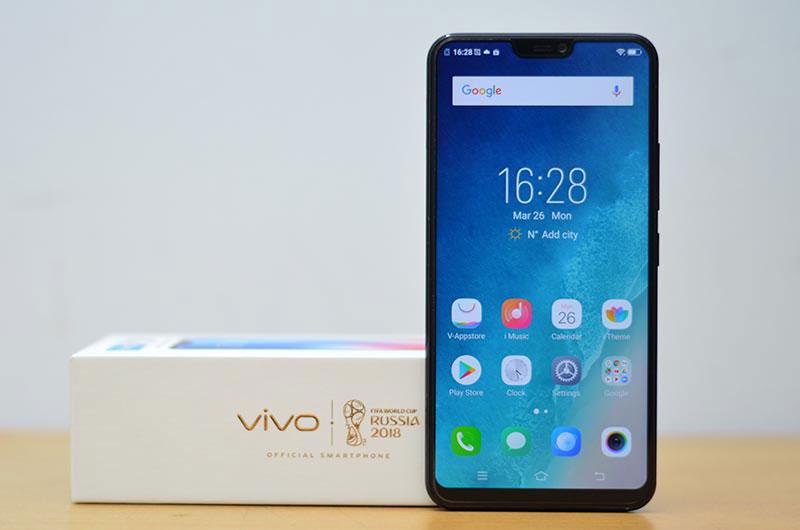 Smartphone Vivo V9