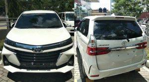 Desain Eksterior Mobil Toyota Avanza 2019