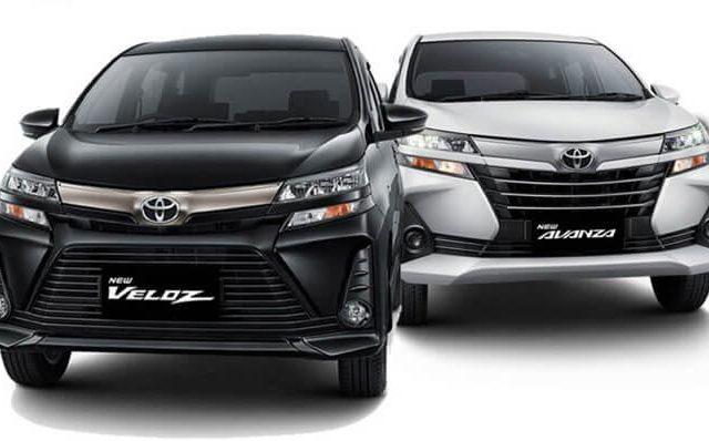 Toyota Avanza Terbaru 2019