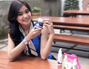 Fenny Evrita Sukses dengan Bisnis Thisable Beauty Care
