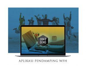Dokodemo-Kerja, Sebuah Aplikasi Pendamping WFH