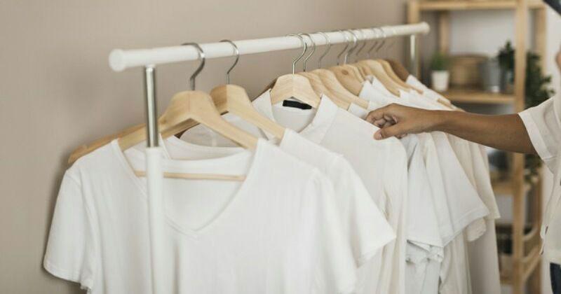 Gunakan pakaian yang bersih