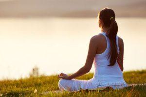 Meditasi sebagai salah satu teknik relaksasi