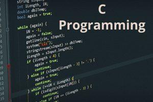 Bahasa Pemrograman C