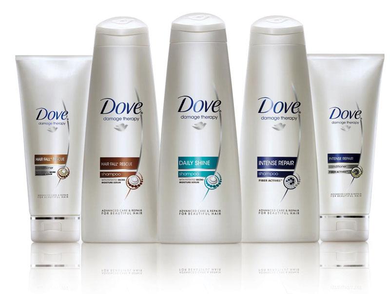 Shampo dan Conditioner Dove