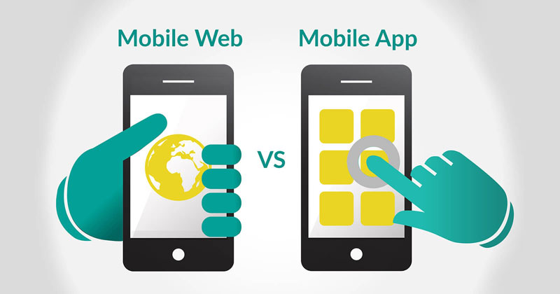 Mobile Web Vs Mobile App