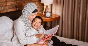 Baca Buku Tema Ramadan