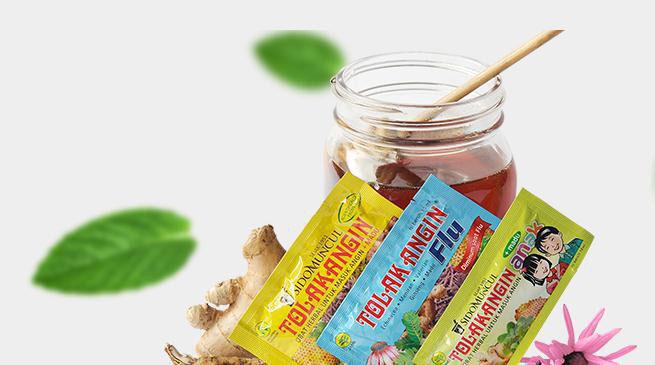 Produk Tolak Angin, Obat Herbal Tradisional