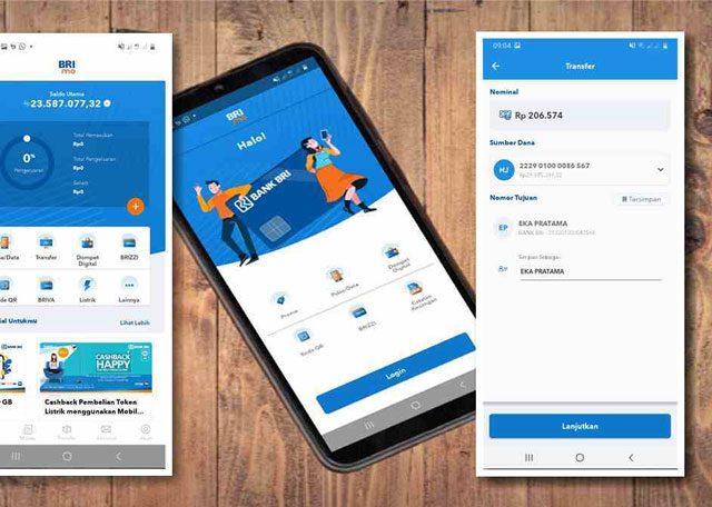 Layanan Transaksi Digital Dengan Keamanan Tinggi dengan BRImo