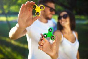 Mainan Fidget Spinner