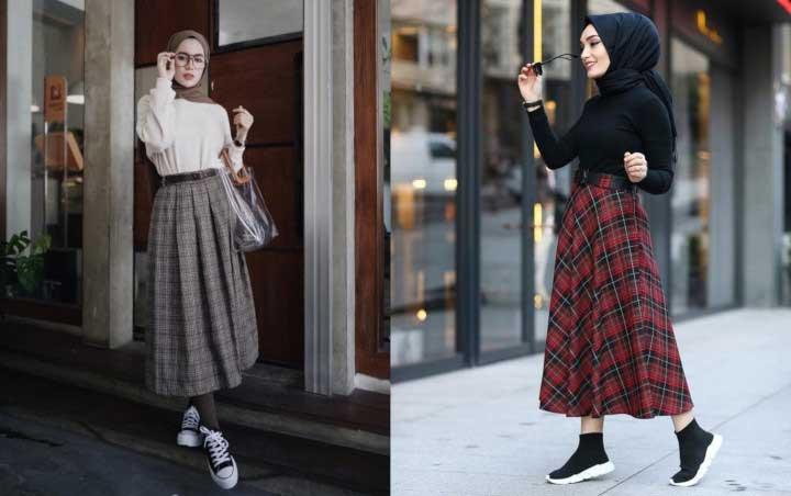 Rok Vintage Hijabers